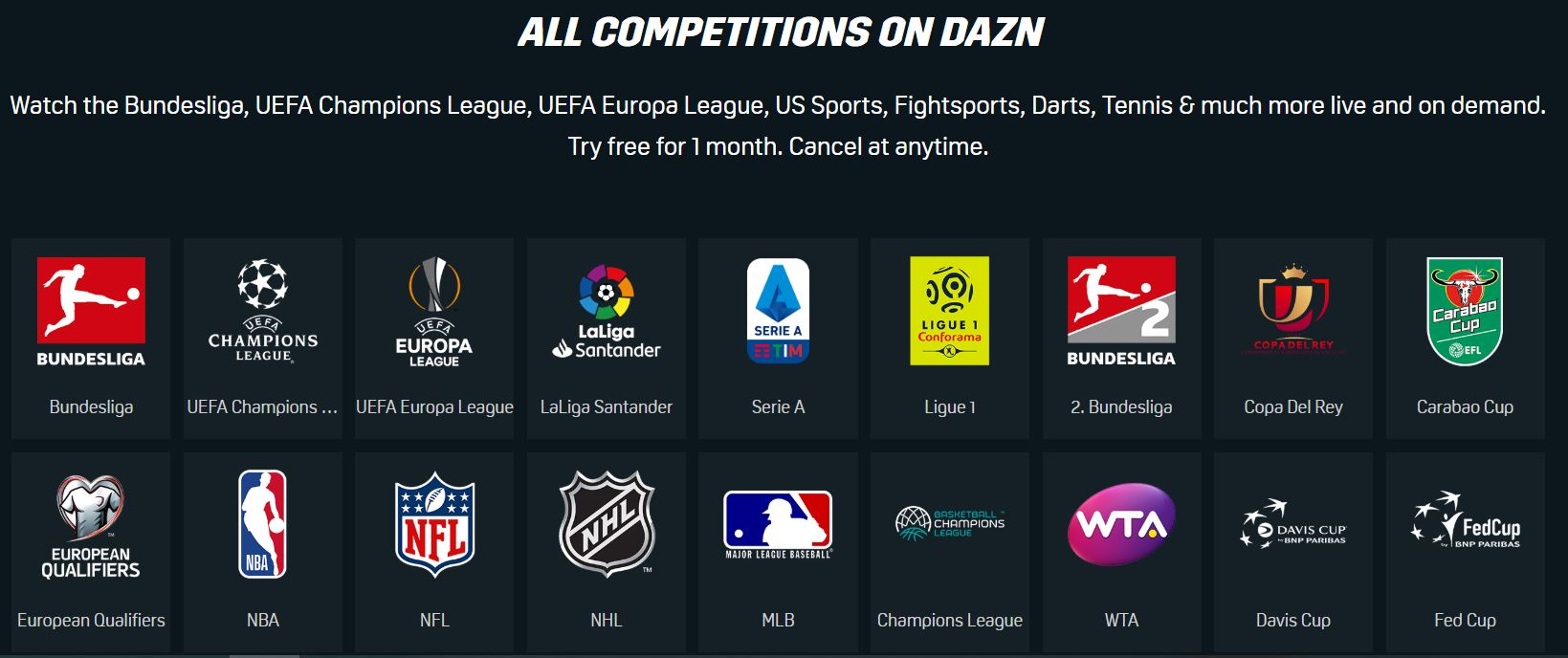dazn - Why OTT Bundles Are Key For Streaming To Beat Cable TV - Touchstream